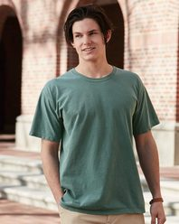 Comfort Colors 1717 Garment Dyed Heavyweight Ringspun Short Sleeve Shirt