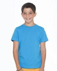 LAT 6101 Youth Fine Jersey T-Shirt