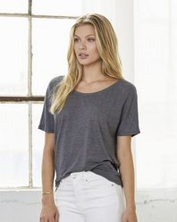 Bella + Canvas 8816 Women's Slouchy Tee