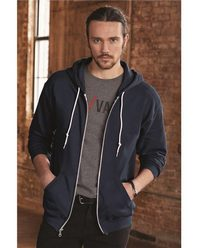Anvil 71600 Full-Zip Hooded Sweatshirt