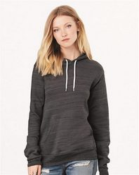 Bella + Canvas 3719 Unisex Hooded Pullover Sweatshirt