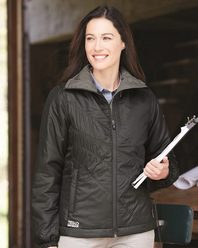 DRI DUCK 9413 Women's Solstice Thinsulate? Lined Puffer Jacket