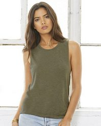Bella + Canvas 8803 Women's Flowy Muscle Tank