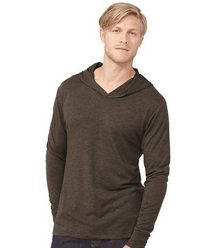 Next Level 6021 Unisex Triblend Hooded Tee