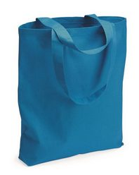 Q-Tees QTBG 11.7L Economical Gusseted Tote
