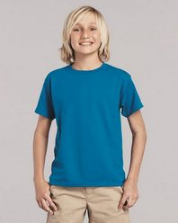 Gildan 8000B DryBlend Youth 50/50 T-Shirt