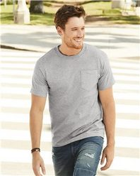 Alstyle 1305 Classic Pocket Tee